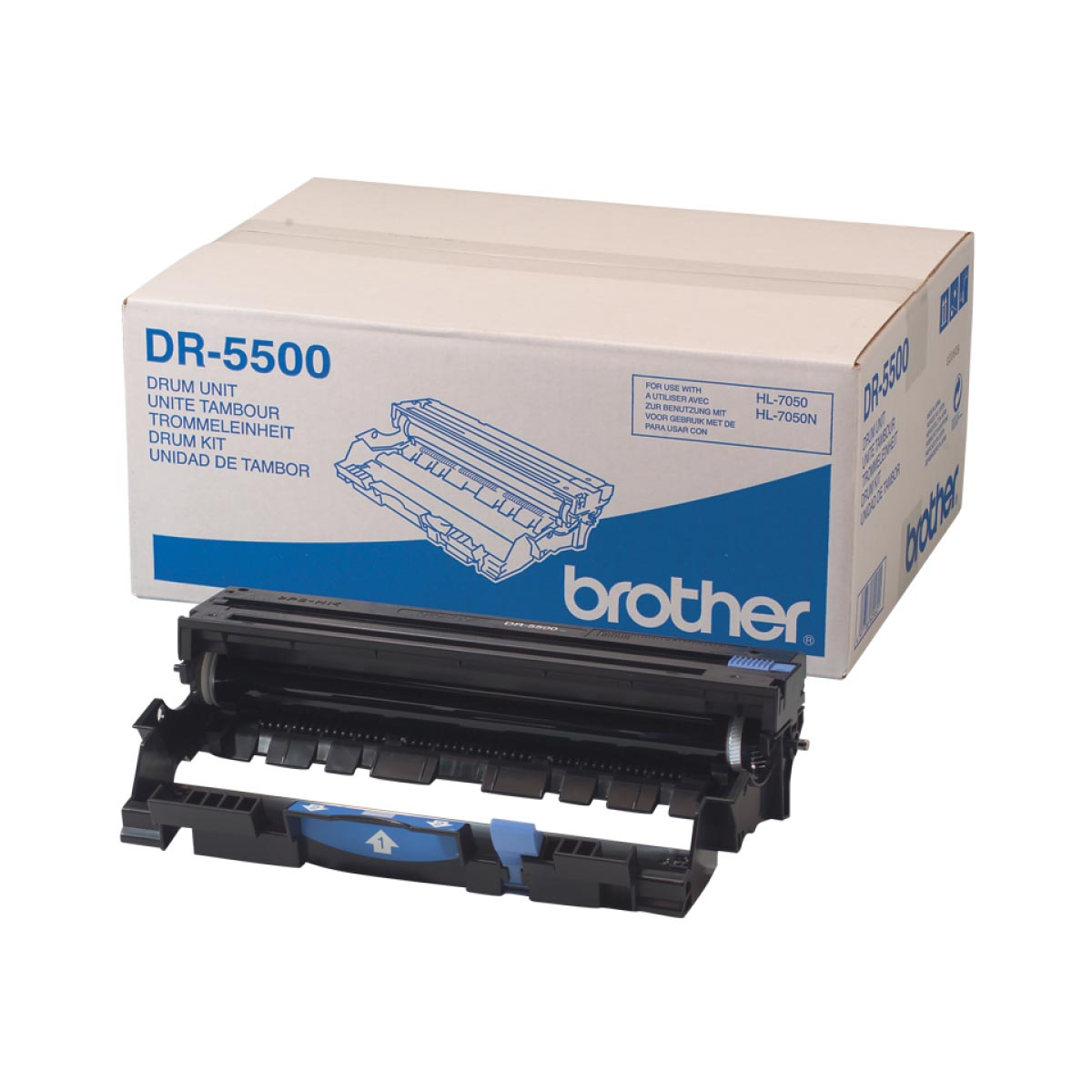 Tambor original Brother DR5500 negro